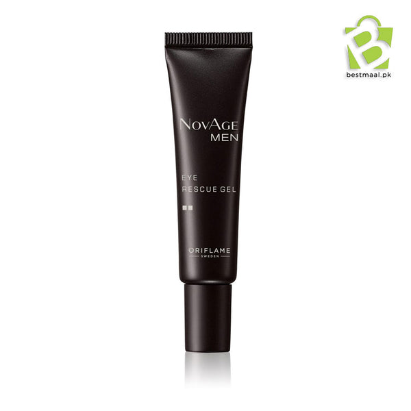 Novage Men Eye Rescue Gel | ORIFLAME