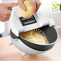 Wet Basket-Vegetable Cutter - BestMaal