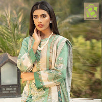 Original Zareen By Sapphire | 3pc | Lawn Collection 2021 | D-12