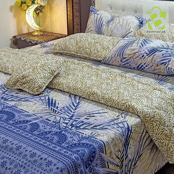 Cotton Comforters - 7 Pcs - 06