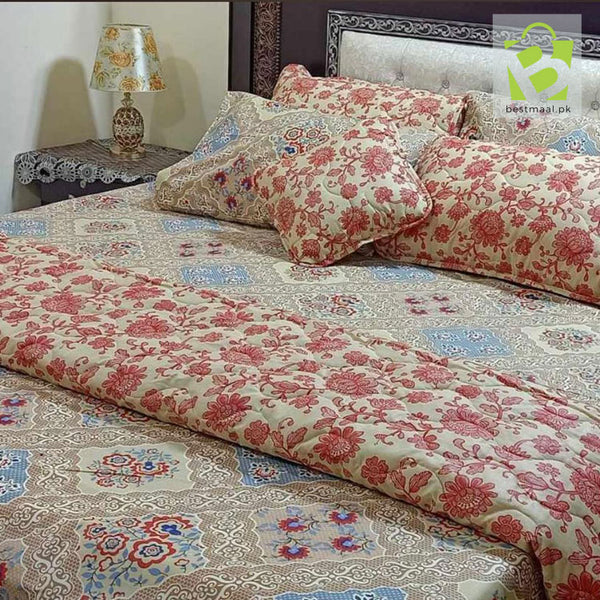 Cotton Comforters - 7 Pcs - 07