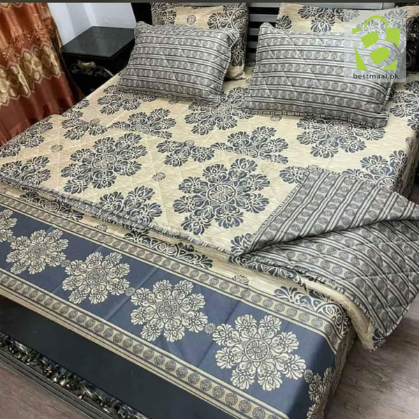 Cotton Comforters - 7 Pcs - 08