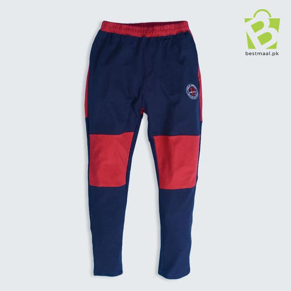 Premium RL Polo Sports Trouser - Red And Blue - BestMaal