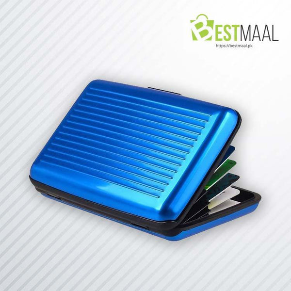 Aluma Case Wallet Credit Card Holder - BestMaal