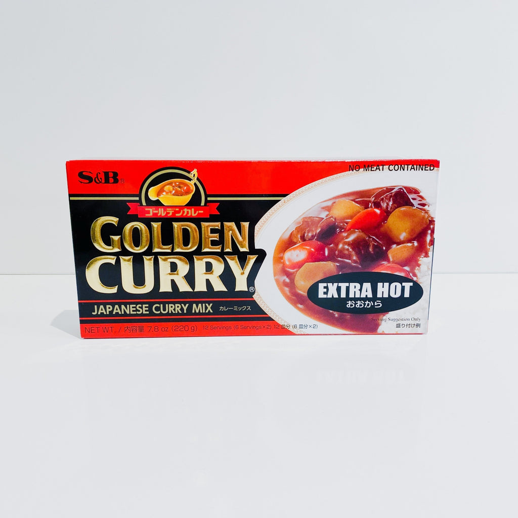 Curry Golden Ex.Hot 220G