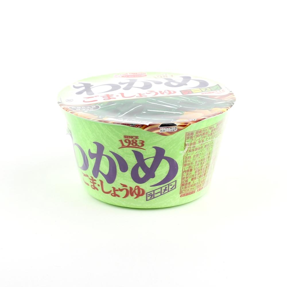Instant Ramen (Wakame Seaweed/Sesame/Soy Sauce/In Cup/Acecook/Wakame Ramen/93 g)