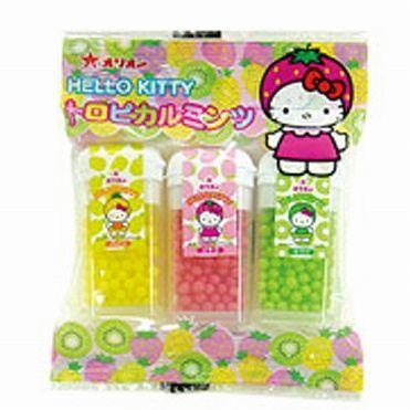 ORION Hello Kitty Tropical Fruit Candy