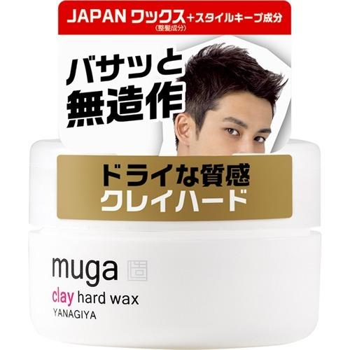 Yanagiya - Muga Clay Hard Wax (85g)
