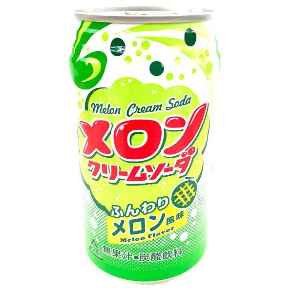 Kobe Kyoryuchi Melon Cream Soda