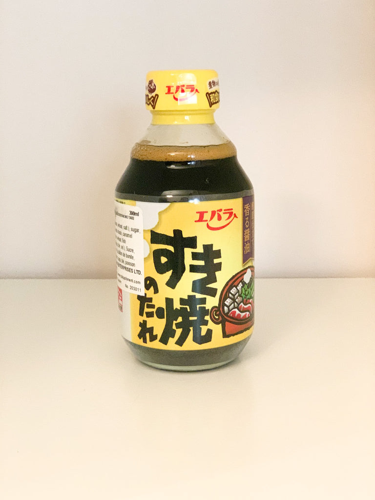 Sukiyaki No Tare Hot Port Soup Base 300Ml