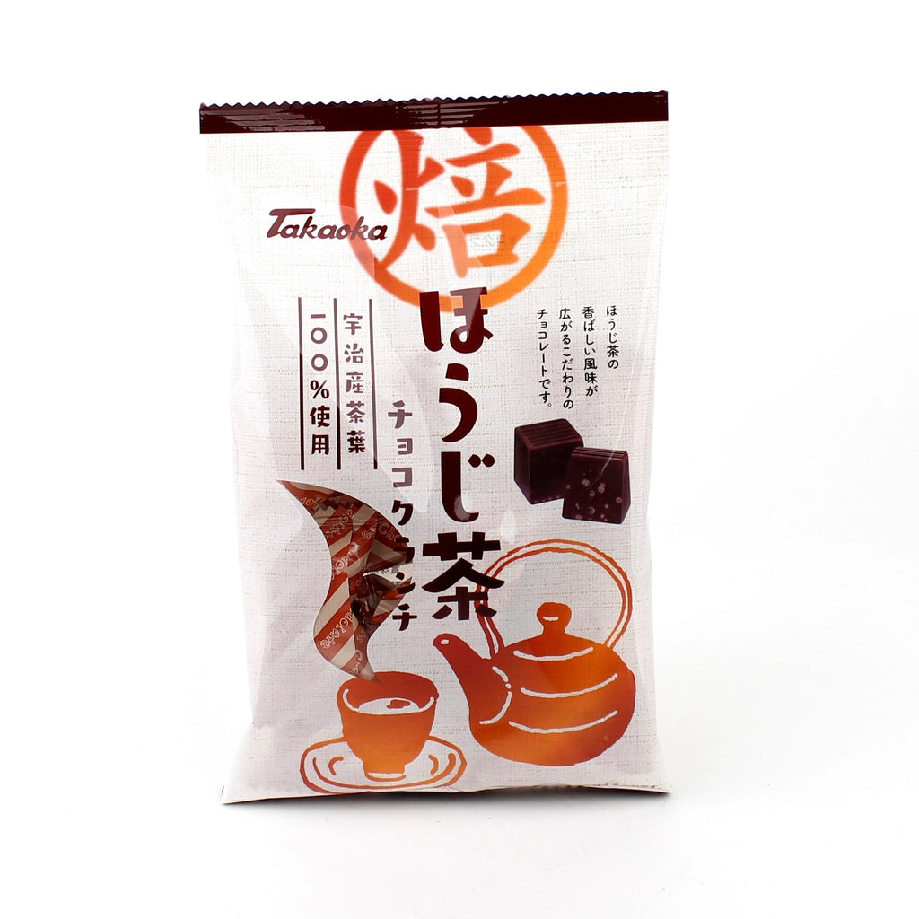 Oomomo Chocolate (Roasted Green Tea/35 g)