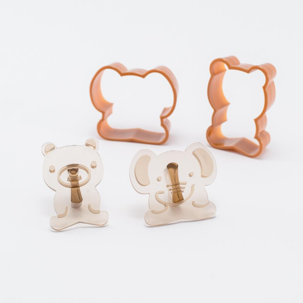 Cookie Cutters (Animals/2pcs)