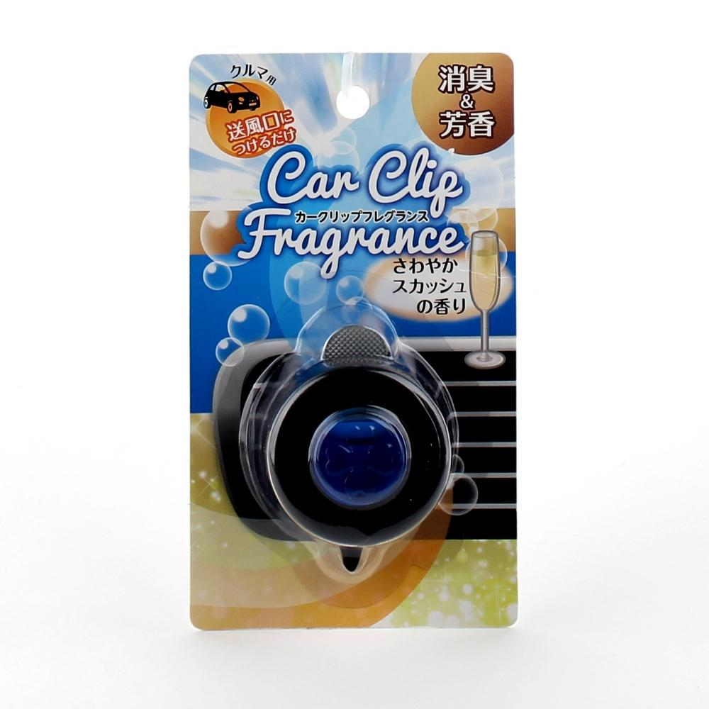 Car Fragrance (Vent Clips/Fresh/3.5x14x8cm)