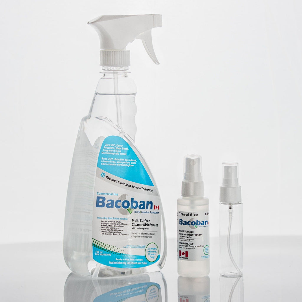 Bacoban Sanitizing Standard Set