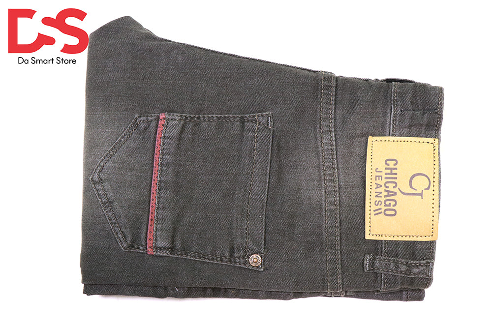 Kid's Denim Jeans - Gray - Faded - Da Smart Store
