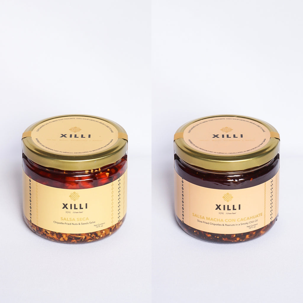 The XILLI-Oil Salsas