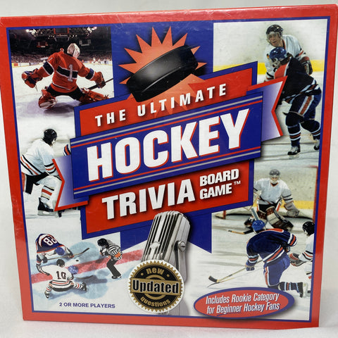 Board Game - The Ultimate Hokey Trivia