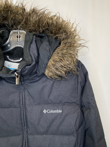 Women's Columbia Winter Parka Black  or Burgundy