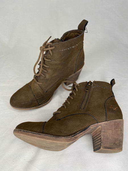 Rocketdog Brown Sedgewick Brave Booties