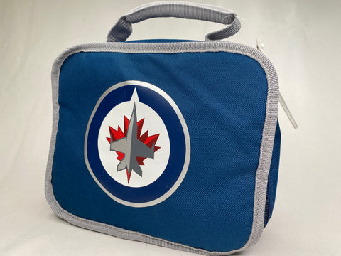 NHL Winnipeg Jets lunch bag