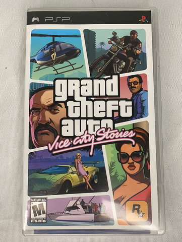 PSP Grand Theft Auto - Vice City Stories