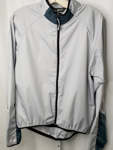 MEC Men's Running Jacket Full Zip