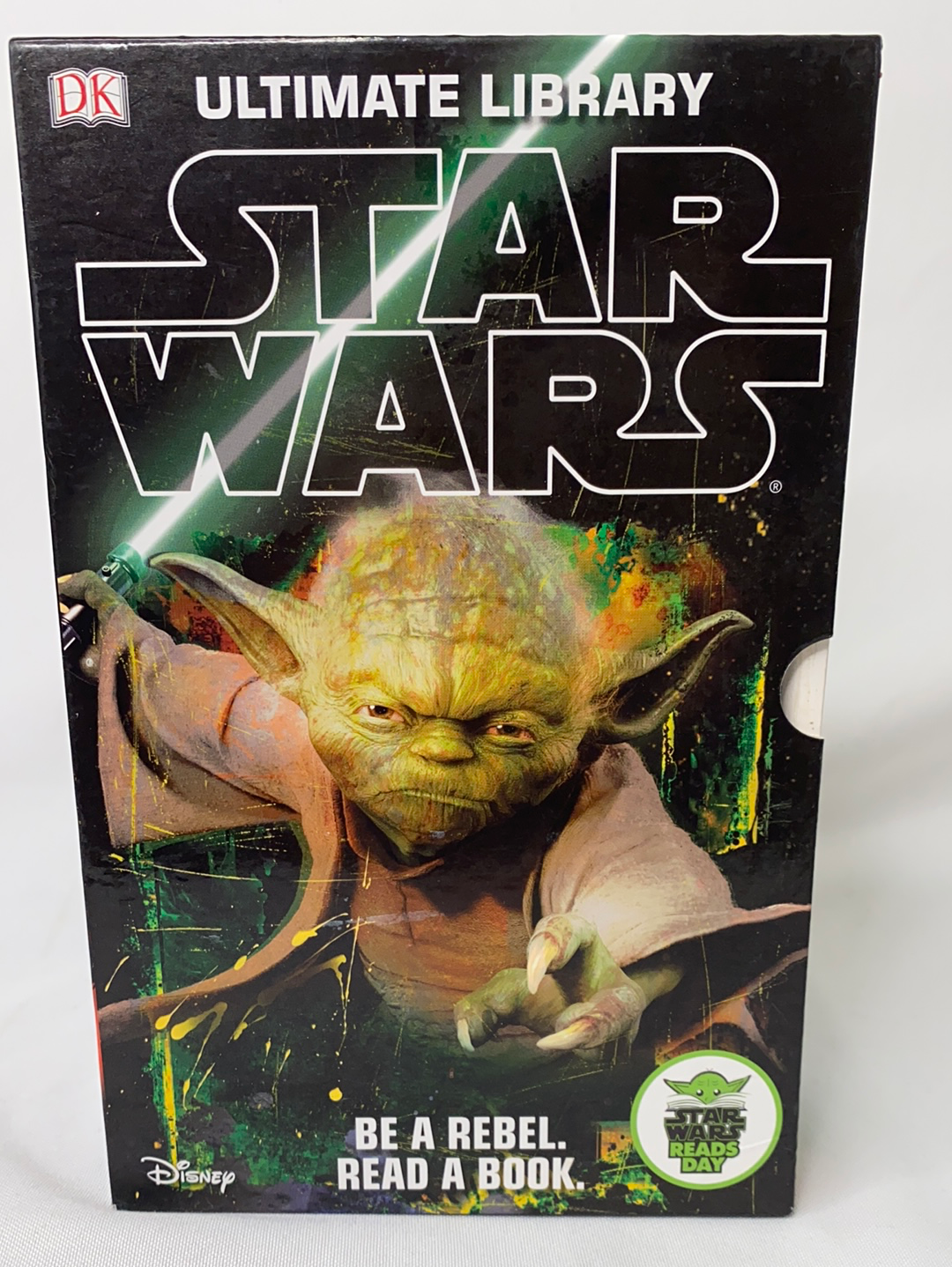 Star Wars Ultimate Library 20-Book Box Set DK