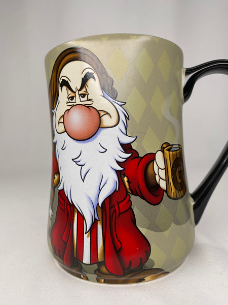 Disney Grumpy ' I Hate Mornings!' Coffee Mug