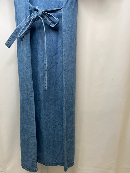 Vintage Maxi Denim Dress