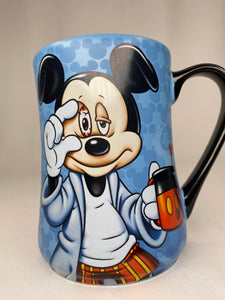 Disney Mug Mickey 'Some Mornings Are Rough' Coffee Mug