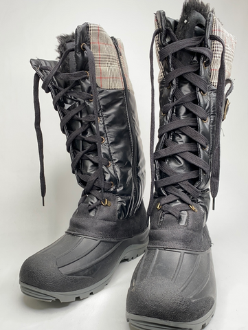 Pajar Made in Italy Lace Front Boots
