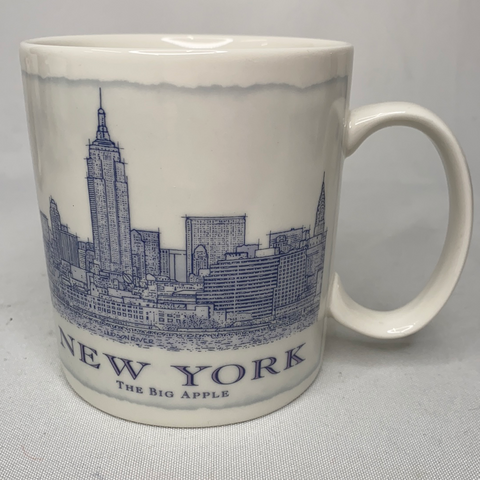 New York Starbucks Mug