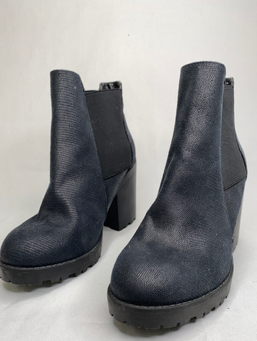New Call It Spring Black Ankle Boots