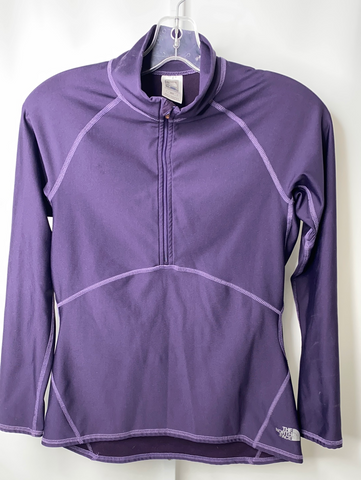 Women's The North Face Half Zip Long Sleeve Pullover