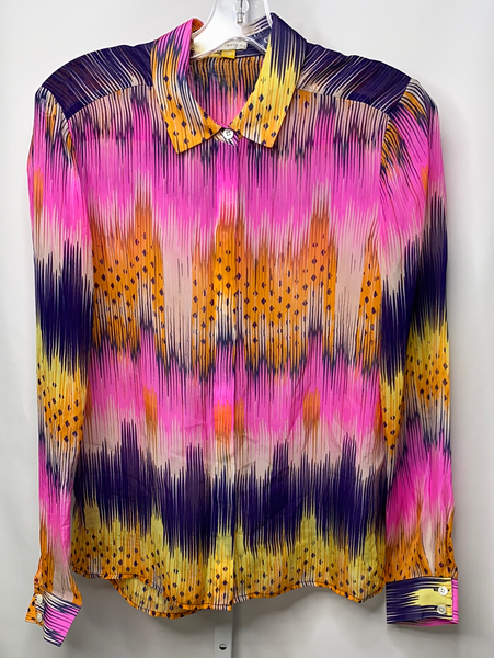 Leifsdottir Silk Blouse Sheer