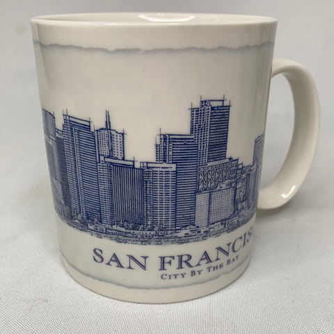 San Francisco Starbucks Mug