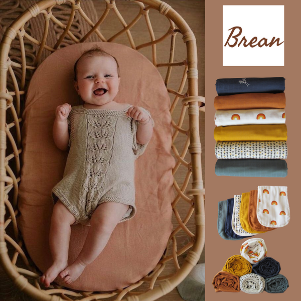 CHANGE Pad to Bassinet sheet. A versatility piece such as our bassinet sheets that you can also use as a change pad cover.