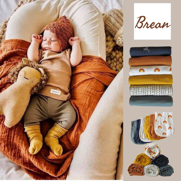 Start with SEDONA by BREAN for a Gender Neutral Nursery design