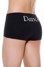 "Load image into Gallery viewer, Booty Shorts with ""Dance"" Printed on the Back - D4085"