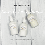 NEW TO FH LINE: ROOM & LINEN SPRAYS