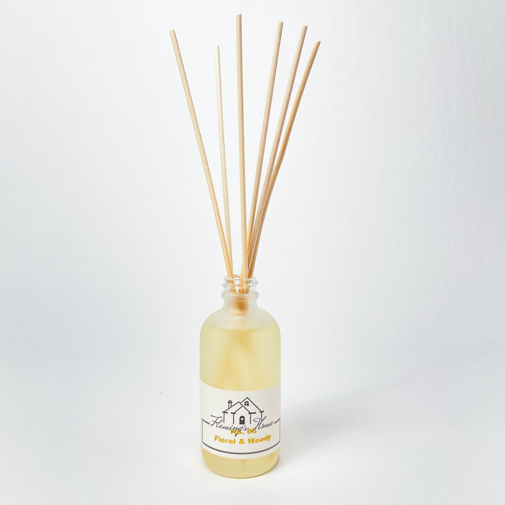 No.05 Flora & Woody - Reed Diffusers