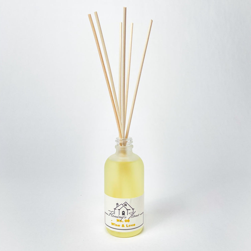 No.06 Wine & Love - Reed Diffusers