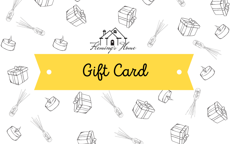 Flemings Home Gift Cards