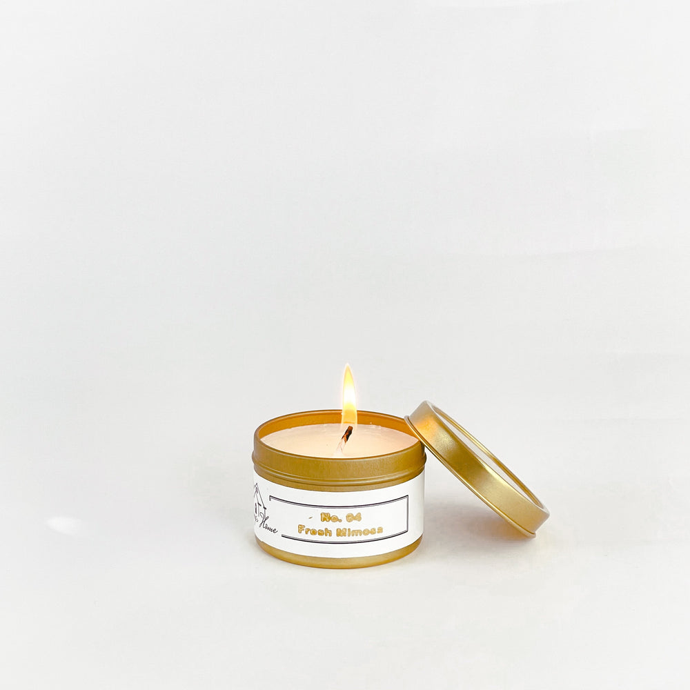 (NEW) No.04 Fresh Mimosa Travel Candles