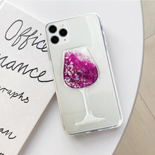 Load image into Gallery viewer, SparkleWine Phone Case