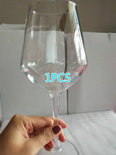 Load image into Gallery viewer, Something Like The Real Thing Plastic Wine Glass