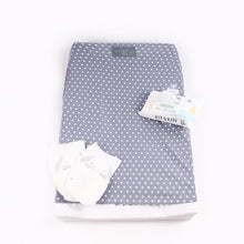 Load image into Gallery viewer, White Star Cover Me - Multi-Use Breastfeeding Cover