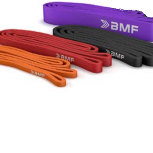BMF Branded Power Bands (0.25 inch x 0.18) Orange