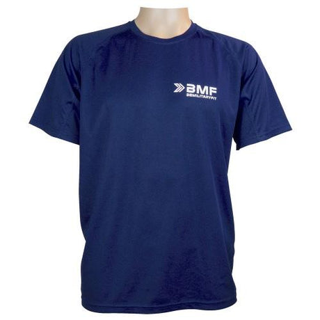 BMF Instructor T-shirt - Blue