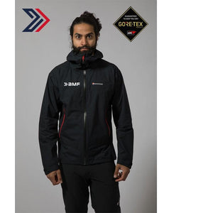 BMF Bespoke Montane Pac Plus Jacket - Black